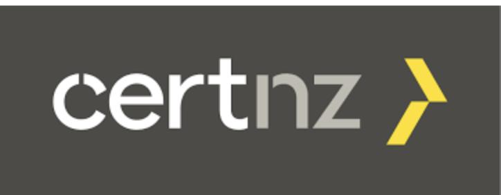 CERT NZ's Top ten critical controls